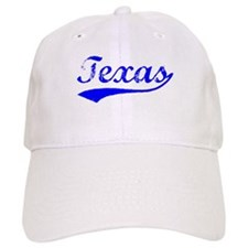Vintage Texas (Blue) Baseball Cap
