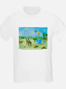 Unique Kids hot air T-Shirt