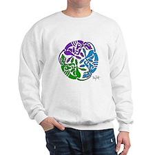 Triple Irish Wolfhounds Sweatshirt
