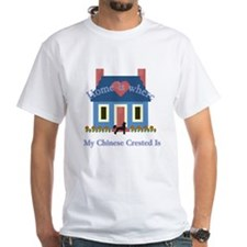 Chinese Crested Home Shirt