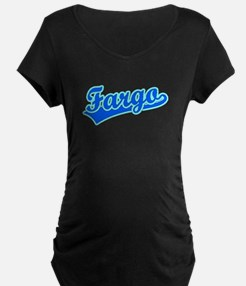 Retro Fargo (Blue) T-Shirt