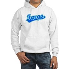 Retro Fargo (Blue) Hoodie