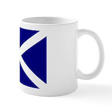 St. Andrew's Cross Mug