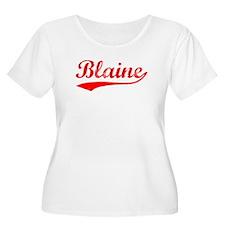 Vintage Blaine (Red) T-Shirt