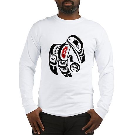 Totem Bird Long Sleeve T-Shirt