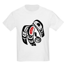 Totem Bird Kids T-Shirt