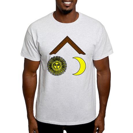 The three lesser lights No. 1 Light T-Shirt