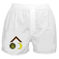 The three lesser lights No. 1 Boxer Shorts