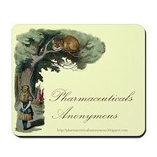 Pharmaceuticals Anonymous Mousepad