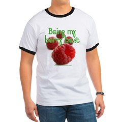 Being my berry best T
