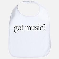 got music? Bib