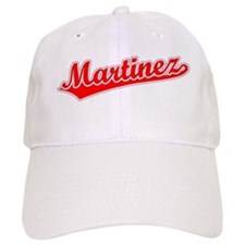 Retro Martinez (Red) Baseball Cap