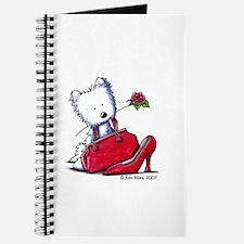 Lil' Pieces of Heaven Westie Journal