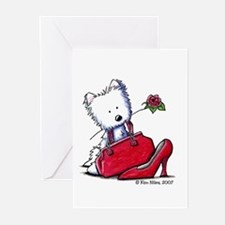 Pieces of Heaven 10 Greeting Card Pkg