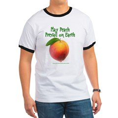May Peach Prevail on earth T