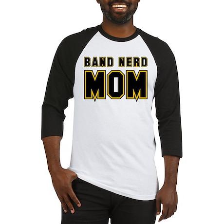 Band Nerd Mom Baseball Jersey Cafepress Com