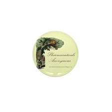 Pharmaceuticals Anonymous Mini Button (100 pack)