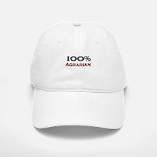 100 Percent Agrarian Baseball Baseball Cap