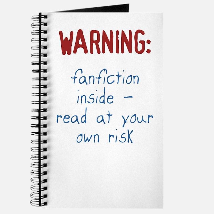 Warning: Fanfiction Inside Journal