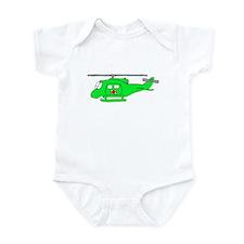 UH-1 Green Infant Bodysuit