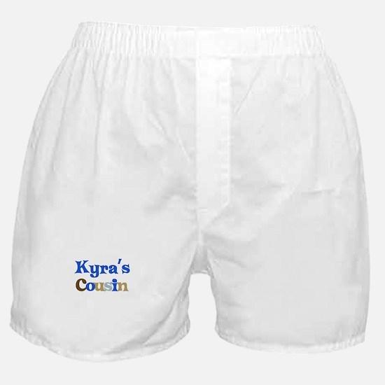 Kyra's Cousin Boxer Shorts