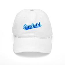 Retro Garfield (Blue) Baseball Cap