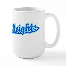 Retro Garfield Hei.. (Blue) Mug