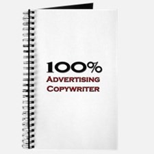 100 Percent Advertising Copywriter Journal