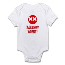 Cute Children's allergies Infant Bodysuit