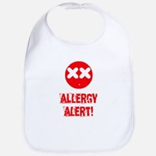 Funny Kids allergy Bib