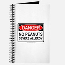 No Peanuts-Severe Allergy Journal