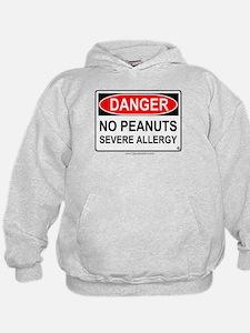 No Peanuts-Severe Allergy Hoodie