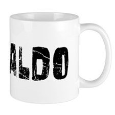 Reynaldo Faded (Black) Mug