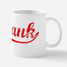 Vintage Burbank (Red) Mug