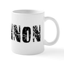 Rhiannon Faded (Black) Mug