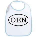 OEN Oval Bib