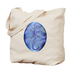 Clouds of Heaven Double Motif Tote Bag