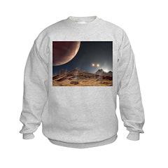 Space 7 Kids Sweatshirt