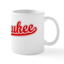 Retro Milwaukee (Red) Mug