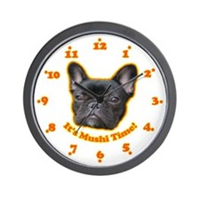 Mushi Time! wall clock