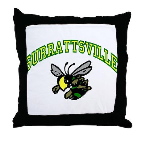 Surrattsville Throw Pillow