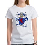 Avila Family Crest Women's T-Shirt