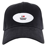 I love Dominican Republic Black Cap