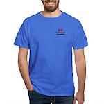 I love Dominican Republic Dark T-Shirt