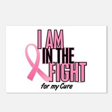 I AM IN THE FIGHT (My Cure) Postcards (Package of