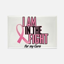 I AM IN THE FIGHT (My Cure) Rectangle Magnet