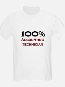 100 Percent Accounting Technician T-Shirt
