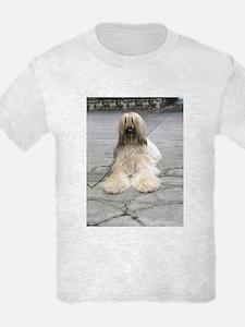Helaine's Afghan Hound T-Shirt