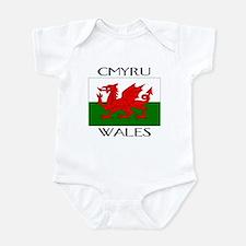 CYMRU WALES Onesie