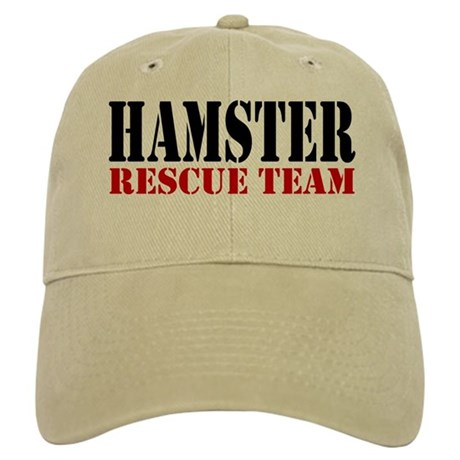 HAMSTER RESCUE TEAM Cap